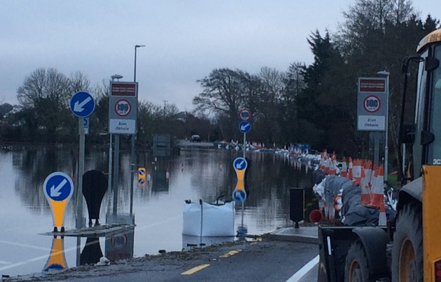 N18 flooded