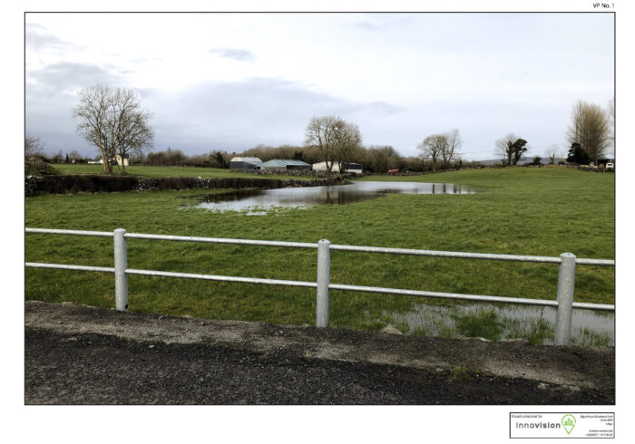 Blackrock Channel Overflow at Skehanagh (Existing View)